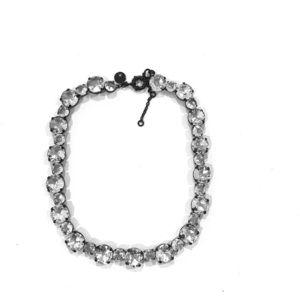 J.Crew Swarovski Necklace